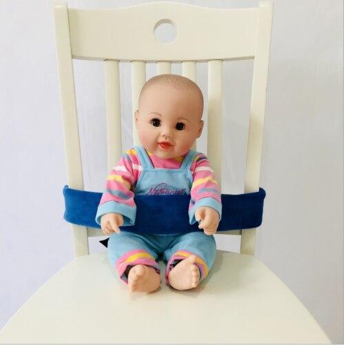 Новый портативный детский дорожный высокий стул усилитель безопасности ремень безопасности Ремни Аксессуары для ребенка