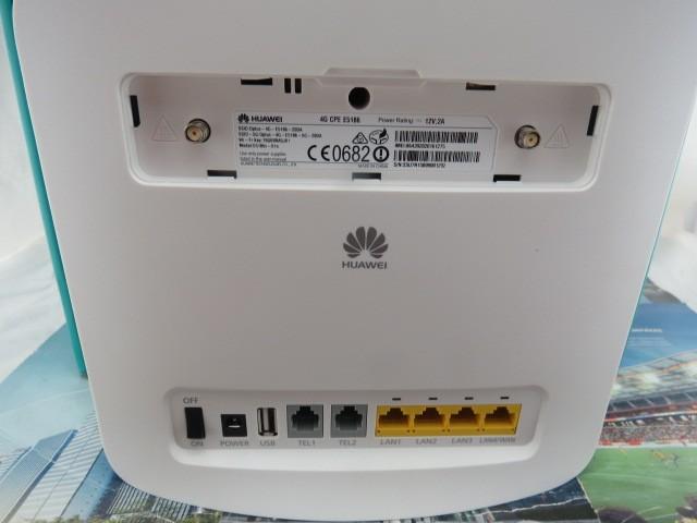 Разблокирована HUAWEI E5186s-61a LTE CPE Cat6 300 Мбит Беспроводной Wi-Fi Маршрутизатор