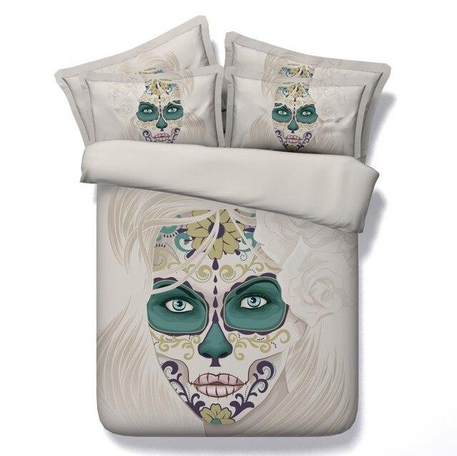 Face Comforter Bedding Sets Duvet Cover Set Designer Bed Sheet Sheets  Bedspread California King Queen Size