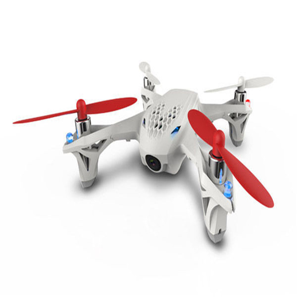 H107D FPV caméra Drone Hubsan X4 H107D 4ch 2.4G Quadrocopter 4 essieux RC jouets hélicoptère photographie aérienne vidéo RTF