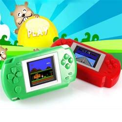 FORNORM игровая консоль с 268 различными играми 2 дюймов экран ребенок 502 цветной экран портативная игровая консоль s игровой плеер