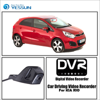 YESSUN for KIA RIO Car DVR Driving Video Recorder Mini Control APP Wifi Camera Registrator Dash Cam Night Vision