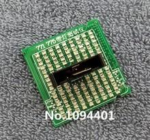 1 Uds. De CPU de escritorio, Analizador de zócalo de CPU 775, 771, carga falsa con LED