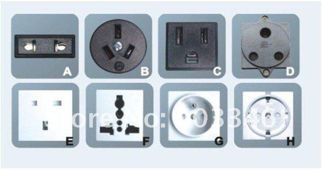 DC12V to AC240V Pure Sine Wave 1KW Solar Off Grid Power Inverter 1kw