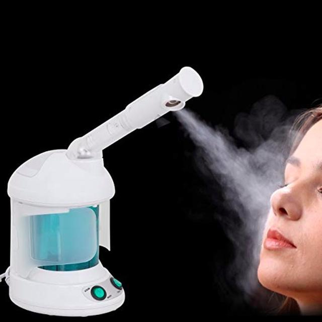 Table Facial Steamer For Salon Spa Face Sauna Skin Care & Aromatherapy Mist Sprayer Home & Spa Salon Beauty Equipment