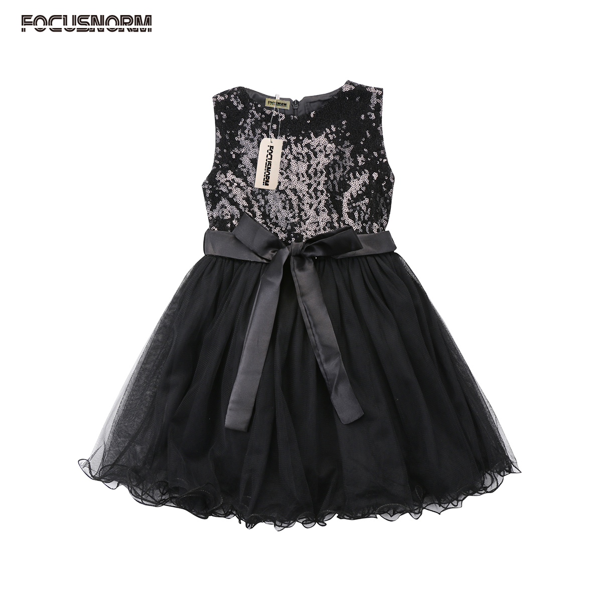Detail Feedback Questions about Fashion Kids Sequins Baby Flower Girl  Sleeveless Princess Dress Bow Tulle Tutu Party Gown Dresses on  Aliexpress.com ... c6af9f4b2ef4
