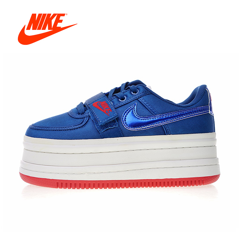 Original New Arrival Authentic Nike WMNS Vandal 2K Women's Breathable Skateboarding Shoes Sport Sneakers Good Quality AO2868-400