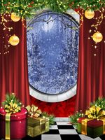 Newborn Christmas Backgrounds For Photo Studio Toile Photographie Interior Christmas Decor Curtain Wedding Photography Backdrops