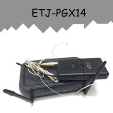 Sistema de Micrófono Inalámbrico Profesional UHF PGX ETJ Marca para la ETAPA sin caja! caja Normal