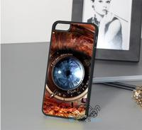 Mechanical Eye Steampunk Fashion Original Cell Phone Case Cover For Iphone 4 4S 5 5S Se