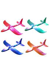 Детские Самолеты игрушки для мальчиков подарки на день рождения DIY Модель самолета наружные игрушки для детей самолеты EPP планер из