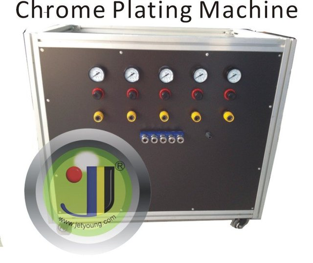 JETYOUNG Chrome Plating kit-Portable machine-Spray plating-Spray chrome chemical-Car repair-100%Guarantee-High quality