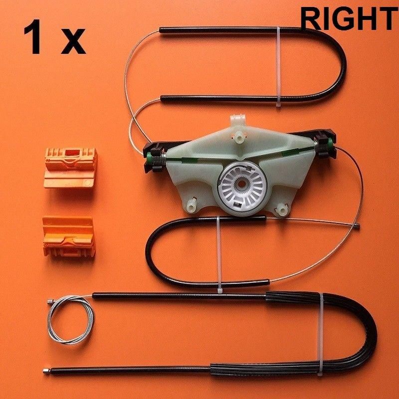 Window Regulator Repair Kit For VW Touareg 2003-2010 Window Regulator Front Right