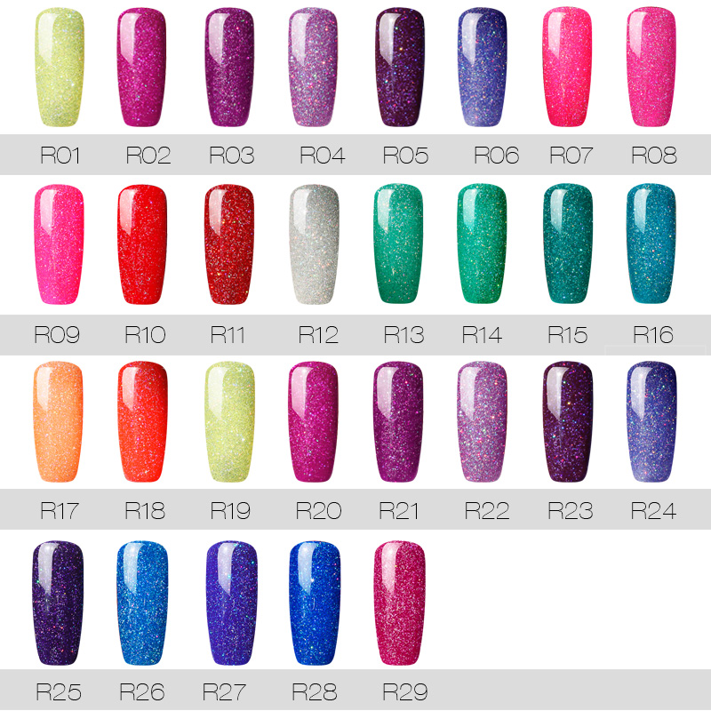 ROSALIND-Gel-Varnish-Nail-Polish-UV-Hybrid-Nail-Art-Manicure-Nails-Extensions-7ML-Vernis-Semi-Permanent