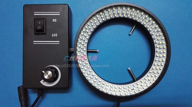 LED lumière d'anneau