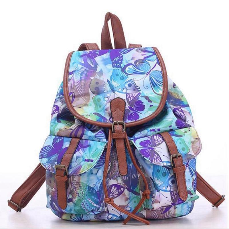lona mochila de viagem feminino Exterior : Nenhum