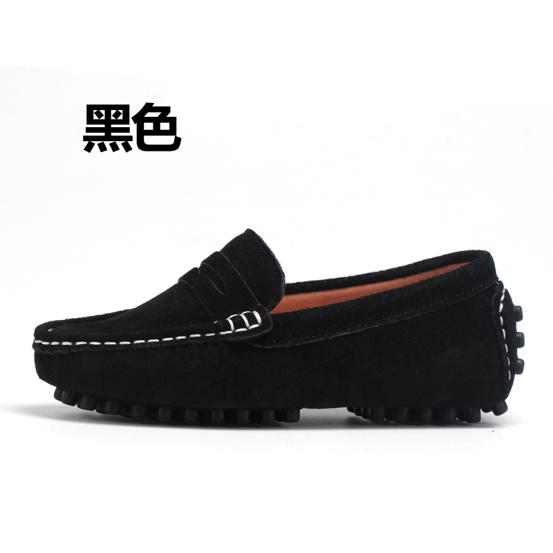 Image 3 - Size 27 39 Really skin Children Boys Girl Baby Shoes Slip on Loafers Flats Spring And Autumn Fashion Boys Sneakers for Big KidsSneakers   -