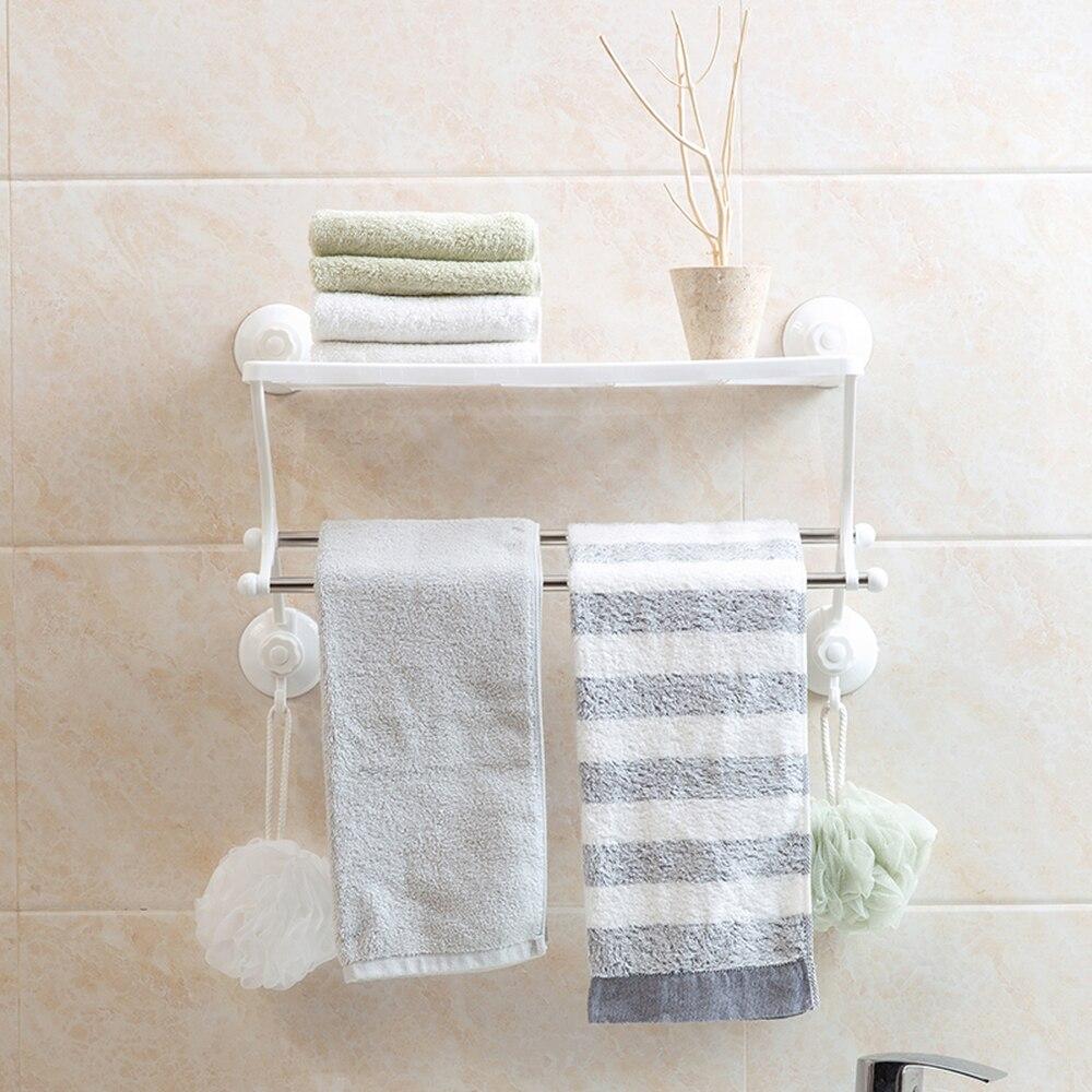 Wall Mounted Towel Rack. 2018 Wall Mounted Towel Rack Bathroom ...