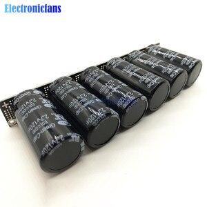 Image 5 - 16V 20F Ultracapacitor Motore Batteria di Avviamento Auto di Richiamo Super Condensatore # Fila Singola/Doppia Fila 6 Pcs 2.7V 120F Condensatori