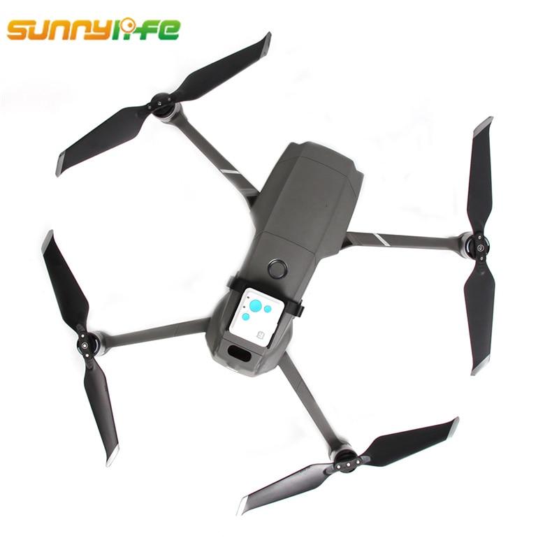 Sunnylife DJI Mavic 2 Pro Drone RF-V16 GPS Tracker Mount Holder GPS Bracket for DJI MAVIC 2 ZOOM Drone AccessoriesSunnylife DJI Mavic 2 Pro Drone RF-V16 GPS Tracker Mount Holder GPS Bracket for DJI MAVIC 2 ZOOM Drone Accessories