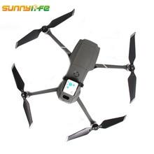 Sunnylife DJI Mavic 2 Pro Drone RF-V16 GPS Tracker Mount Holder GPS Bracket for DJI MAVIC 2 ZOOM Drone Accessories drone upgraded apm2 6 mini apm pro flight controller neo 7n 7n gps power module