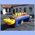 Juego inflable, Bola de aire Desafío Juego Inflable para niños y Adultos