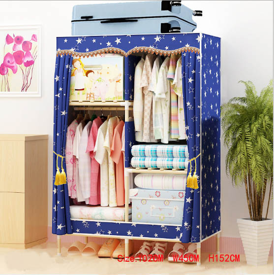 Factory Price Solid Wood Wardrobe  length 102 cm Factory Price Solid Wood Wardrobe  length 102 cm