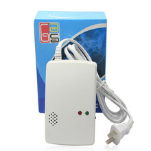 Portable Wall Mounted Independent Gas Detector Alarm Gas Leak Detector Tester Propane Methane Safe Natural Gas