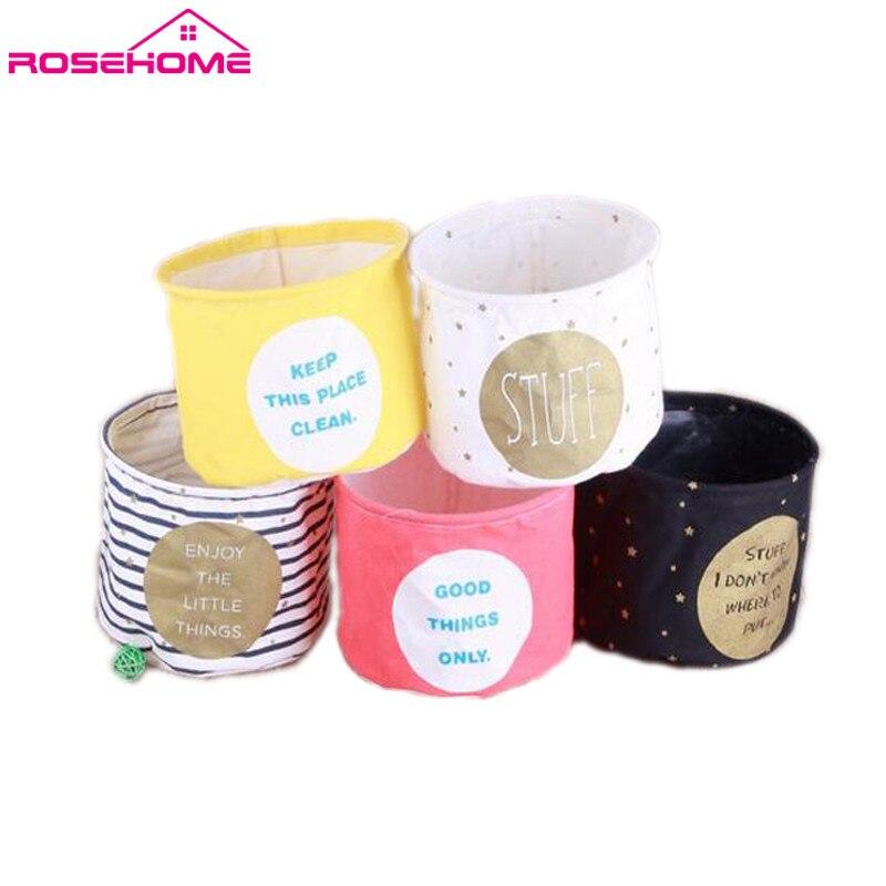 Kutitë e ruajtjes ROSEHOME Kutitë e bëra me përbërje Kozmetike - Magazinimi dhe organizimi në shtëpi