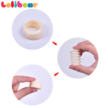 2pcs Creative Neck Cracker Magic Tricks Close-up Magia Illusion Gimmick Props Simulated Fracture Joke Novelty Toys for Kids
