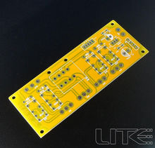 цена на 1pcs Four-way switching input switch blank PCB free shipping