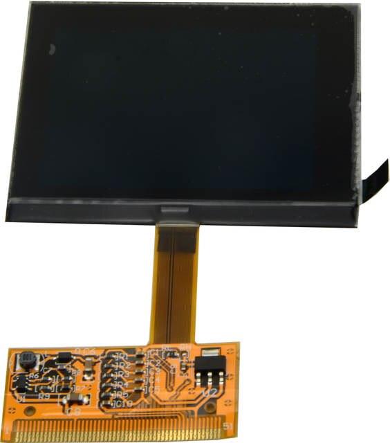 US $22 0  For Audi TT Instrument MK1 FIS Cluster Repair LCD Speedometer MFA  MFD VDO Dash Display Replacement-in Car Diagnostic Cables & Connectors