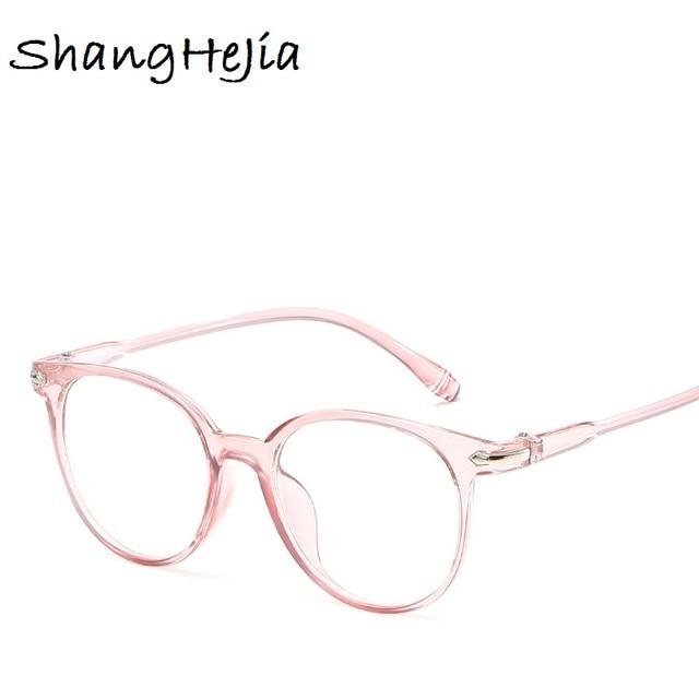 Aliexpress.com : Buy Transparent Fashion Women Glasses Frame Men ...