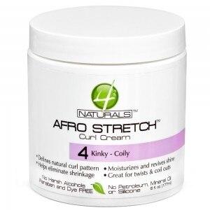 4Naturals Afro Stretch Curl Cream 6oz брюки горнолыжные rip curl rip curl ri027emzlc69