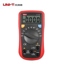 UT136A Professional Handheld Electric Digital Multimeter AC DC Ohm Volt Meter Voltmeter Ohmmeter Ammeter
