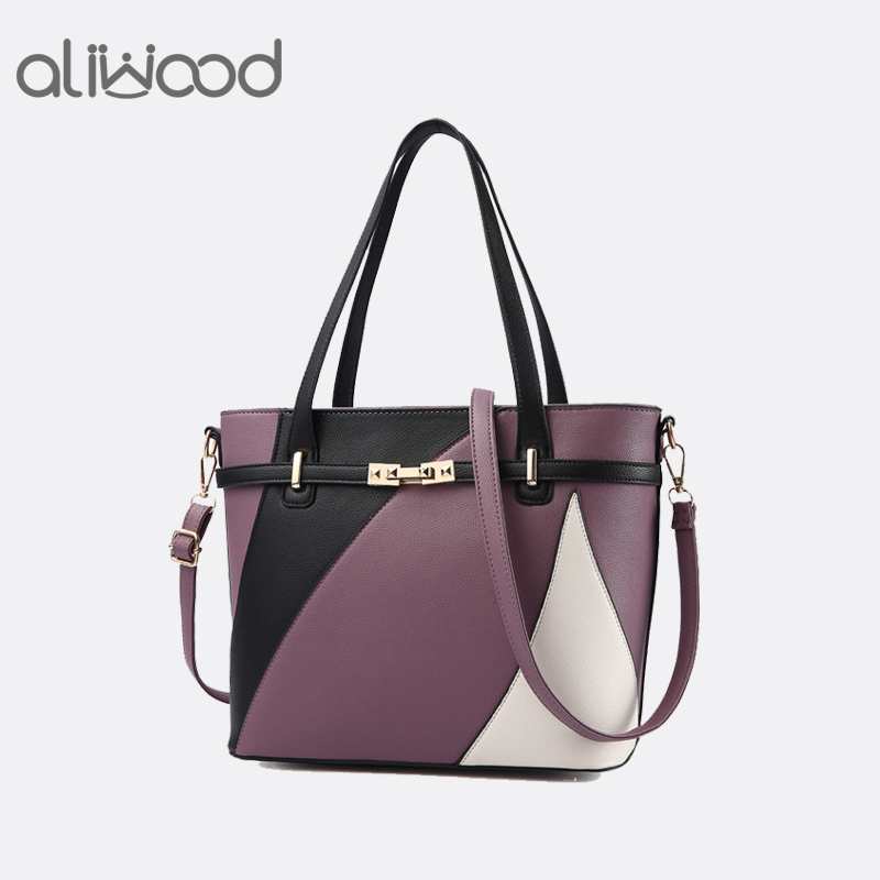 a1657804c04 Aliwood Europe New Women's Handbags Shoulder bag Ladies' Leather ...