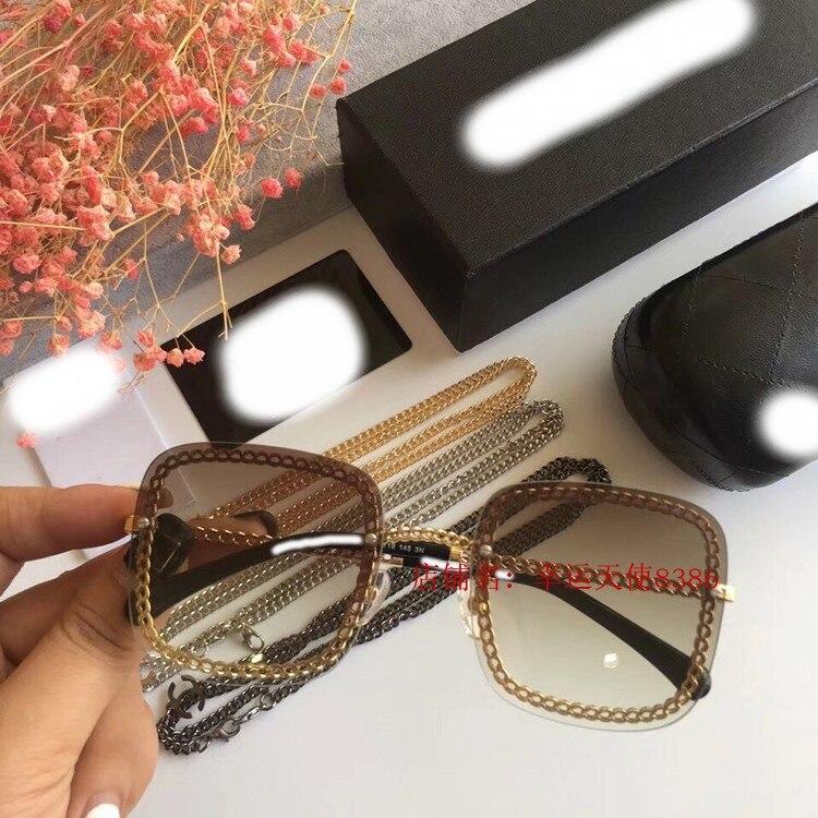2018 Роскошные Подиумные Солнцезащитные очки женские брендовые дизайнерские солнцезащитные очки для женщин Картер очки B1119