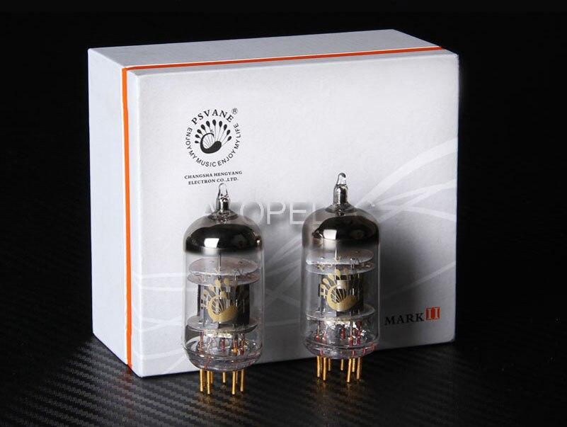 PSVANE 12AU7 T Mark II Premium Grade Vacuum Tubes ECC82 1pc 2pcs Matched Selectable