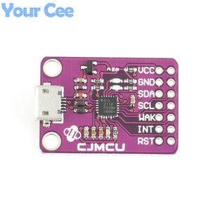 Image 5 - CP2112 Hata Ayıklama Kurulu USB SMBus I2C Haberleşme Modülü 2.0 MicroUSB 2112 için Değerlendirme Kiti CCS811 Sensörü Modülü