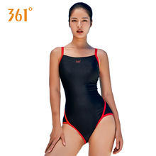 361 Women Backless One Piece Halter Swimsuits Female Sexy Bikinis Professional Sports Competitive Hot Spring Swimwear