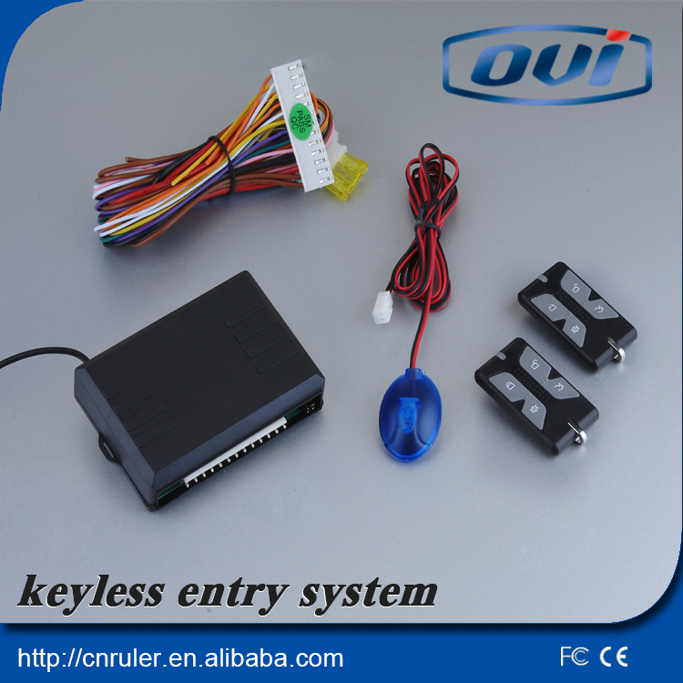 Hot Selling And Good Quality Keyless Go Car Alarm Remote Central Door Locking System Keyless Entry System Remote Trunk Release