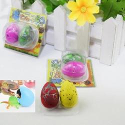 2pcs blister packing plastic dinosaur toys egg inflatable in water growing hatching dinosaur eggs novelty gag.jpg 250x250