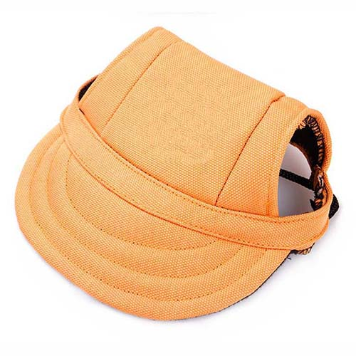 Pet Hat with Ear Holes Adjustable Baseball Cap for Large Medium Small Dogs Summer Dog Cap Sun Hat Outdoor Hiking Pet Products 7