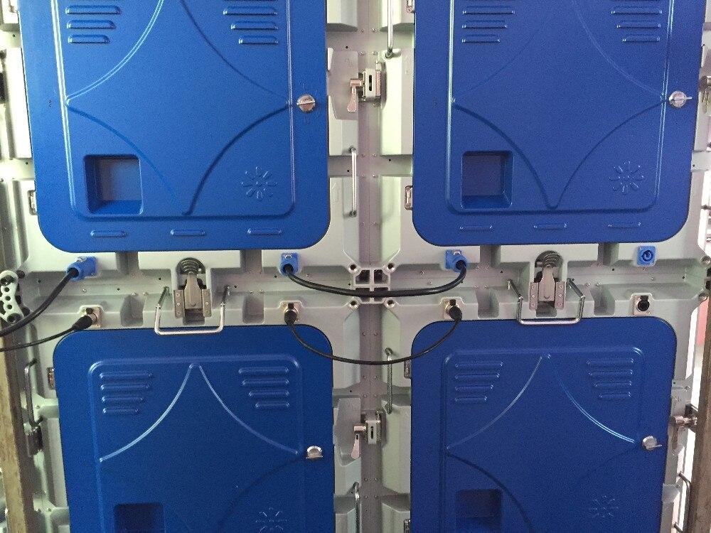 Светодиодный радиатор из алюминиевого литья, крытый/уличная прокатная светодиодная дисплей экран p3, p4, p5, p6, p8, p10 smd, светодиодный панель виде