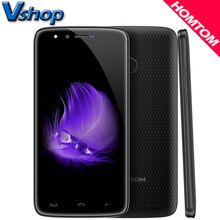 D'origine HOMTOM HT50 4G Mobile Téléphones Android 7.0 3 GB + 32 GB Quad Core Smartphone 720 P 13.0MP caméra 5500 mAh 5.5 pouce Cellulaire Téléphone