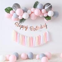 Birthday Balloons 10inch Latex Helium Balloon Thickening Pearl Party balloons Wedding Ball Kid Child Toy Wedding Ballons