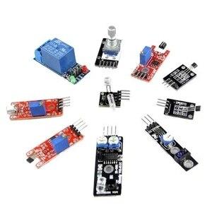 Image 3 - 37 in 1 box Sensor Kit Für Arduino Starter marke auf lager gute qualität niedriger preis