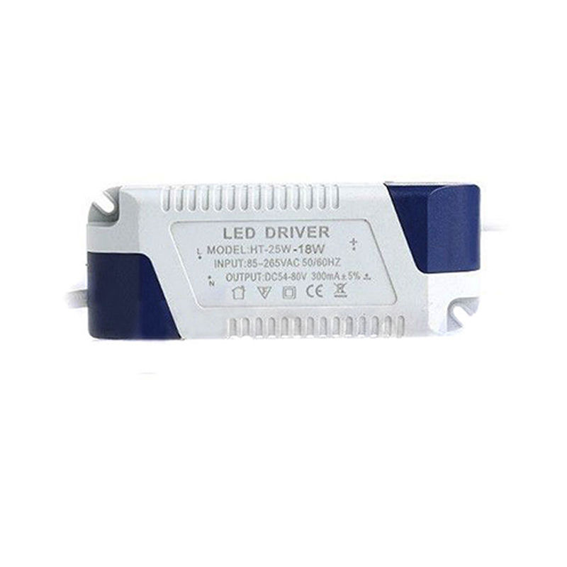 MAYITR 300mA LED Driver 85-265V Light Transformer Constant Current Power Supply Adapter for Led Lamps strip 3W-25W