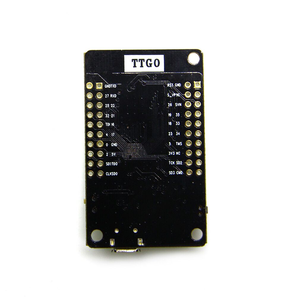 US $8 6 |TTGO T7 ESP32 WiFi Module ESP 32 Bluetooth PICO D4 4MB SPI Flash  ESP 32 development board-in Circuits from Consumer Electronics on