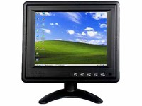 8 inch Desktop Car TFT LCD touch screen Monitor With 4 Wire Resistive Touch Screen For Car